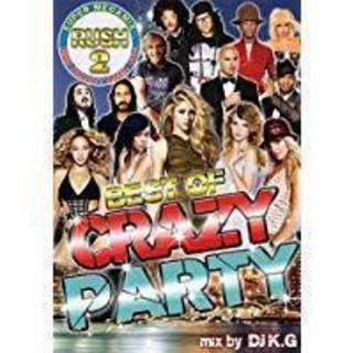 DJ K.G / RUSH 2 -BEST OF CRAZY PARTY