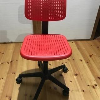 イケア 学習椅子 油圧式