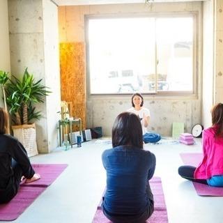 出張yoga レッスン