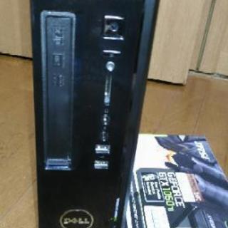 ゲーミング仕様GTX-1050Ti実装★Core i7 2700/...