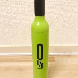 未使用☆ワインボトル型  折りたたみ傘