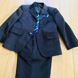 子供スーツ3点セット 120 POSHBOY