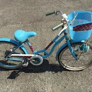 20インチ子供用自転車!