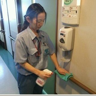 病院内清掃の現場責任者候補募集です。未経験の若手から今までの経験を活かしたいという方大歓迎! − 神奈川県
