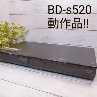 ♡BD-S520簡単操作♪画面メニューと音声ガイド付き♡