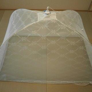 蚊帳 120cm×70cm 【送料節約・手渡し可】 秋は蚊の季節です