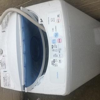 洗濯機 日立 5Kg