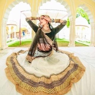 一年振り新規生徒さん募集!道内唯一インド民族舞踊クラス!