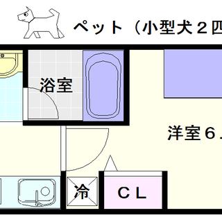 【エステムコート難波Ⅳアトリ】3号タイプ!1Kタイプ!分譲賃貸タイプ!