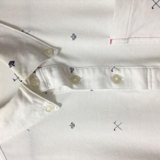 長袖ポロシャツ(TK MIX PICE Mサイズ)