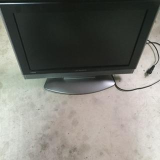 テレビ 19型 取り引き中