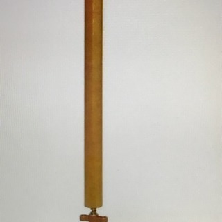 金象印 家具調木製 耐震用 つっぱりポールL  ⭐︎値下げしました!