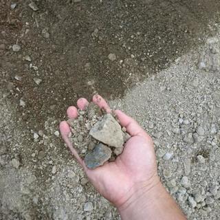袋詰めリサイクル砕石砂利(RC40)