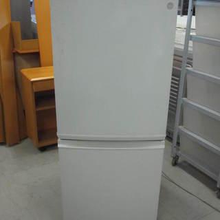 シャープ 冷蔵庫 SJ-K14W-FG