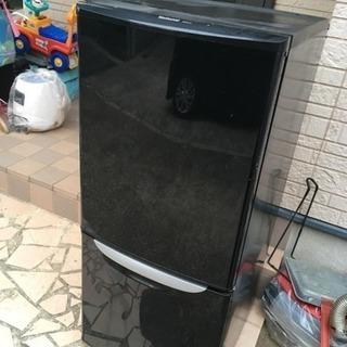 千葉発!小さめ 135L 冷凍冷蔵庫 National NR-B...