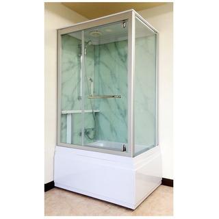 ■据え置きタイプのシャワールームHS-210B新品★工事代も含みま...