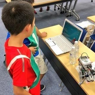 「LEGO®️で、プログラミングを学ぶ」ロボットアカデミー@川越
