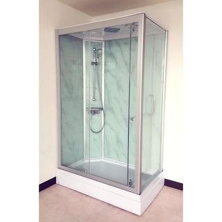 ■据え置きタイプのシャワールームHS-217新品★工事代も含みます...
