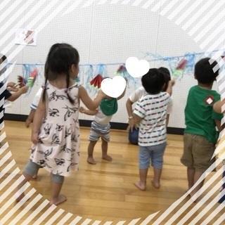 夏休み体験レッスン♪2-3歳★体操&リトミック