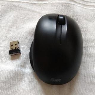 サンワサプライ ワイヤレスマウス