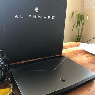7/11に大幅値下げしました!美品新中古Alienware…