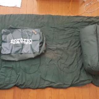 sprazzo寝袋2コセット