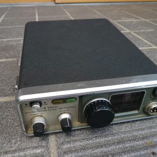 アマチュア無線機 トリオ TR7200G 144MHz ジャンク