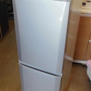 MITSUBISHI 2ドア 冷凍冷蔵庫 MR-P15Y 2014...