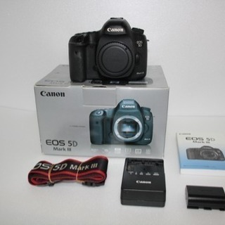 キャノン Canon EOS 5D mark III