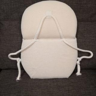 【他サイドより取引完了】……Rioreis日本製〜赤ちゃん転倒防止、頭を守るやわらかリュック - 子供用品