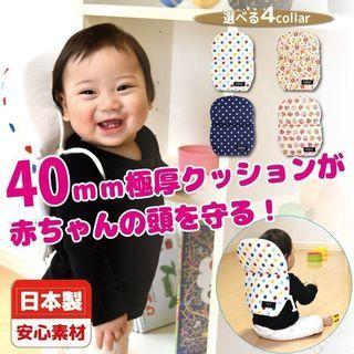 【他サイドより取引完了】……Rioreis日本製〜赤ちゃん転倒防止、頭を守るやわらかリュック − 東京都