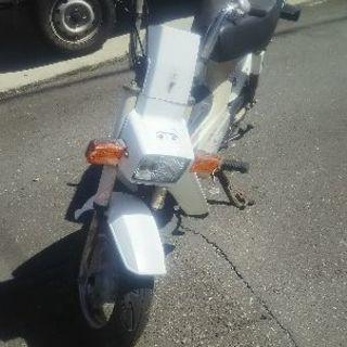 原付バイク売ります、ホンダシャリー。