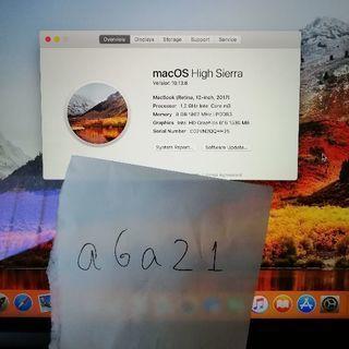 MacBook 2017年12月購入 - パソコン