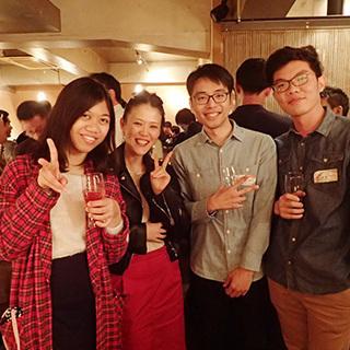 ★2018/11/16(金)J&T日台交流パーティーin 表参道★