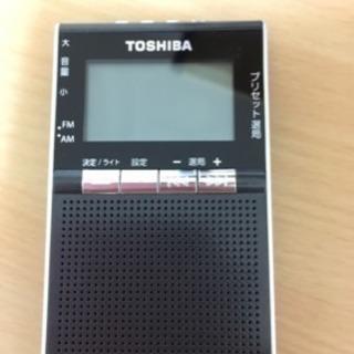 ラジオ 東芝
