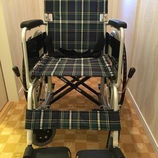 車椅子 新品同様の美品です