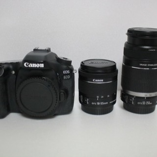 Canon デジタル一眼レフカメラ Canon EOS 80D