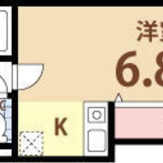 新大阪3分 家賃32,000円 共益費6,000円 25.78㎡ 1K