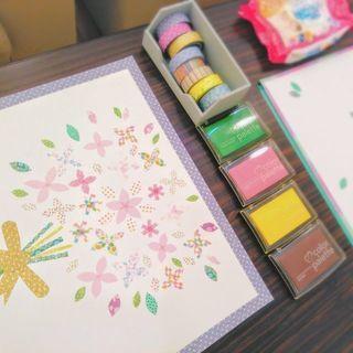 【資格取得】手形アートpetapeta-art®アドバイザー 2019年予定 - 大阪市