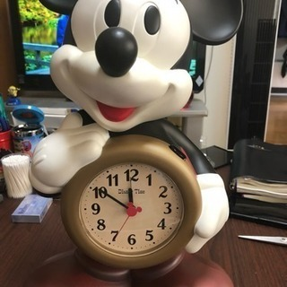 ミッキー 目覚まし時計