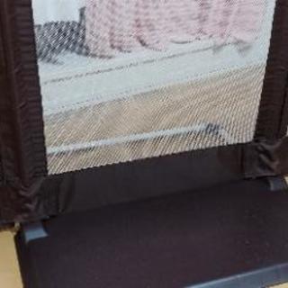 自立式ベビーゲート[140×60センチ]の画像