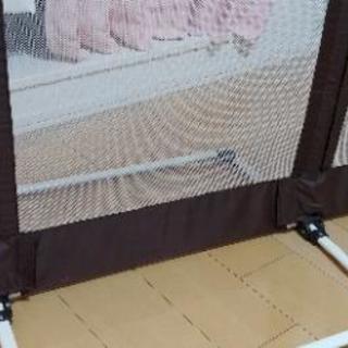 自立式ベビーゲート[140×60センチ] - 子供用品
