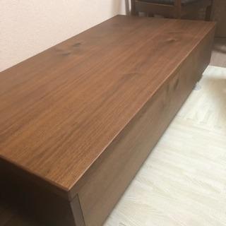 バロッカ 長方形センターテーブル