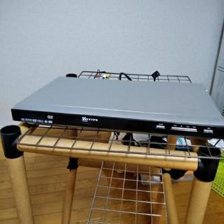 ジャンク DVD再生レコーダー