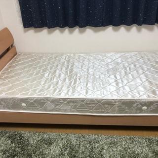 ベッドの枠です。