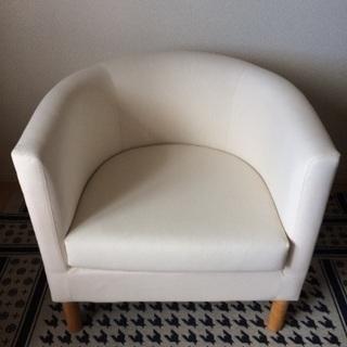 1人掛け アームチェア /IKEA