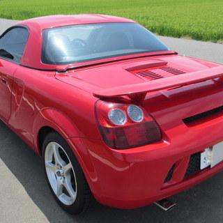 【値下げ】トヨタMR-S/SエディSMT6速2002年後期型ハードトップ付・車検2020年1月付き 距離42,390km低走行車 - 新潟市