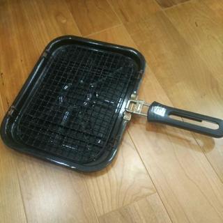 魚焼き網   魚焼きフライパン  餅焼き網