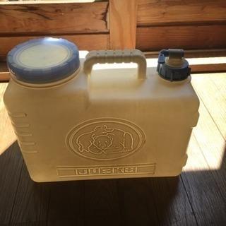 水ポリ缶15リッター