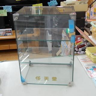 任天堂 コレクションケース 店舗什器 ガラスケース 約 幅30....